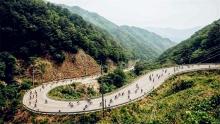 【Mac看世界】會上癮 與帥哥美女同行  騎游韓國雪岳山