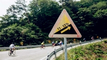 【Mac看世界】爬坡嗎?懷疑人生的那種喲! 韓國雪岳山騎游之旅