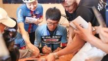 和川藏大神面对面:南京捷安特车队八天川藏挑战赛车友见面会