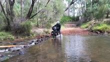 騎釣澳洲:100米推了半個鐘,這條路線是真的變態