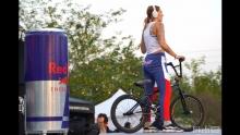 BMX全球盛宴成都落幕 奥地利红牛车手成大赢家