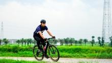 通勤大Pro:设计师晓光,型格生活的花城骑行者