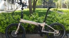 车友实测  大行折叠车KAA084为期1年的骑行体验