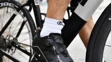亲民舒适,压力护踝 富律业F・G・H骑行运动短袜使用体验