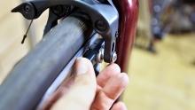 圈刹不死:如何选择合适的刹车皮