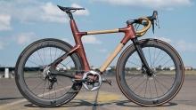 草更綠了 Ozon推出竹子自行車DIY套裝