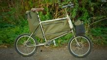 奢华的另类旅行车 变速箱+耦合器钢架小轮车