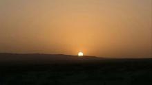 环华九万里(4)在南疆 戈壁暗藏杀机 补胎17个洞!
