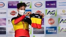 比利时CX王者 范阿尔特四夺国家冠军