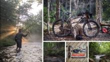 Bikefishing:骑车探险去钓鱼