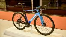 蓝色风暴 9款千里达车队涂装自行车