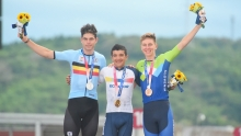 东京奥运自行车:英荷高居世界之巅 中国队可圈可点