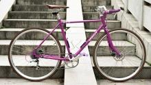 改车志#好骚啊,刷街用的基佬紫DOGGY旅行钢架