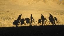 旅行达人丨风景采集师羊羊 不按套路走的单车姑娘