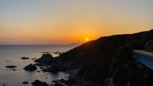 【小药水骑行日记】四国千里环岛(四):夕阳下的SUNNY ROAD