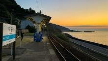 【小药水骑行日记】四国千里环岛(五):千与千寻的海上铁道
