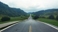 路线推荐#仙女山有仙女,重庆3日骑行攻略