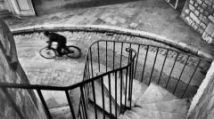 单车浮世绘:世界摄影大师镜头下的自行车