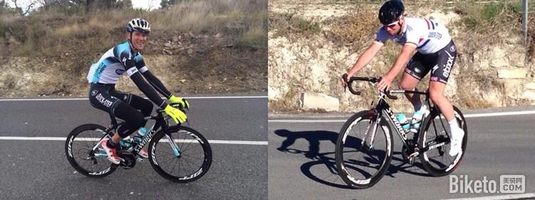自行车座高谜案――调得高,真的快?