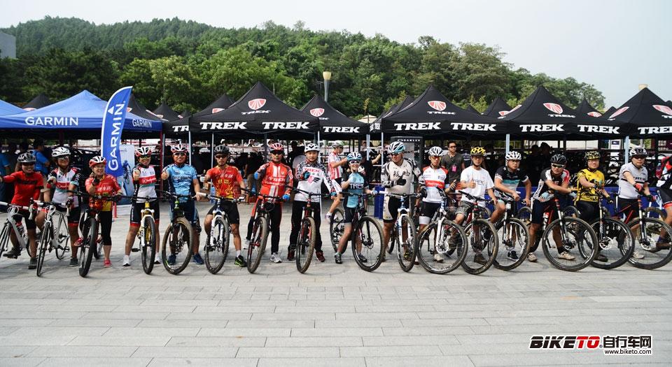 TREK world 2014试骑29er