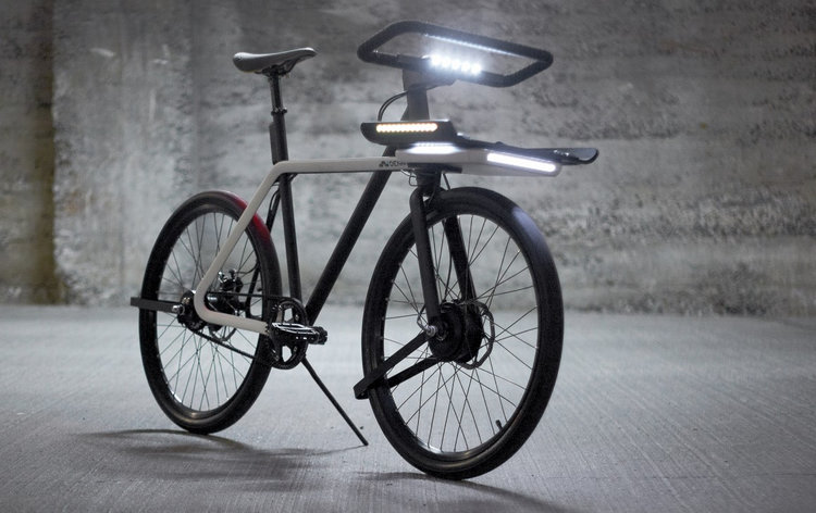 概念自行车