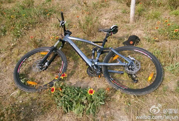 小米自行车,小米单车,智能自行车,智能单车