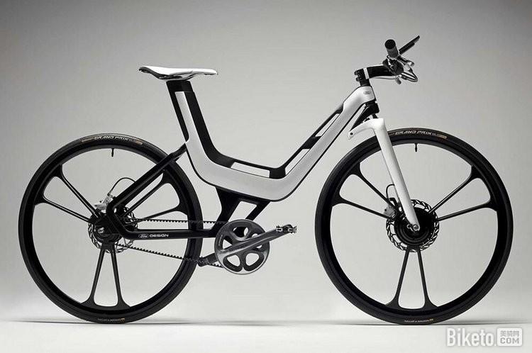 福特概念自行车