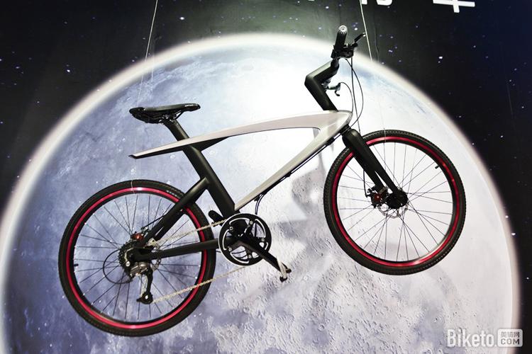 乐视-飞鸽 智能自行车