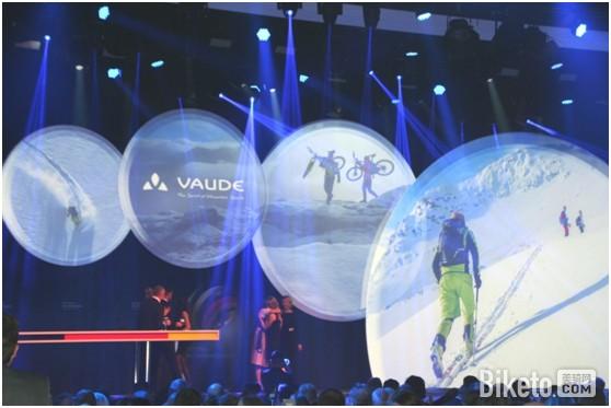 VAUDE获奖系列―展示环保特性