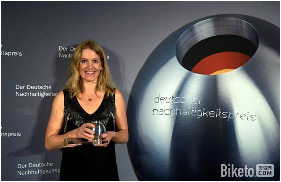 沃德CEO: Antje von Dewitz女士