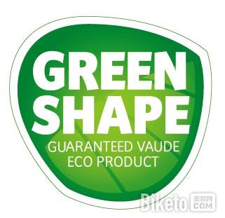 Green Shape 绿色商标