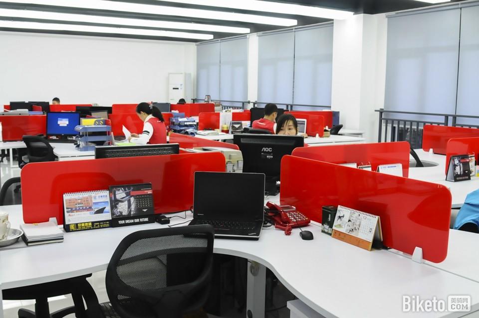 福玛特新办公大楼落成 特设新品展示区