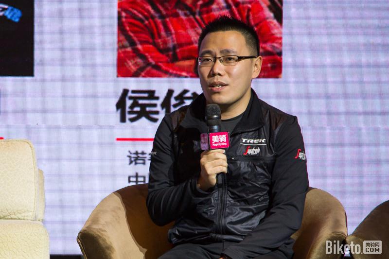 崔克中国市场部经理 王昊