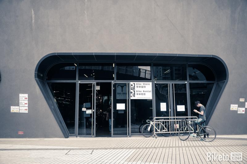 香港野牛自行车店