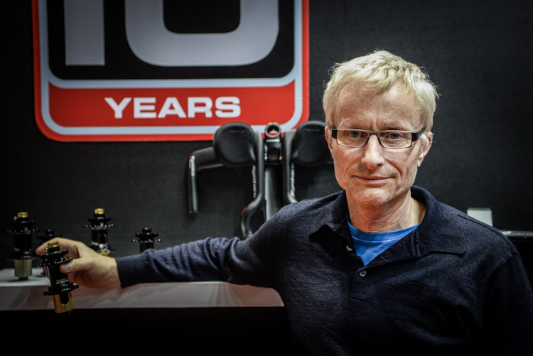 Syntace全球总裁兼首席设计师Jochen Klieber