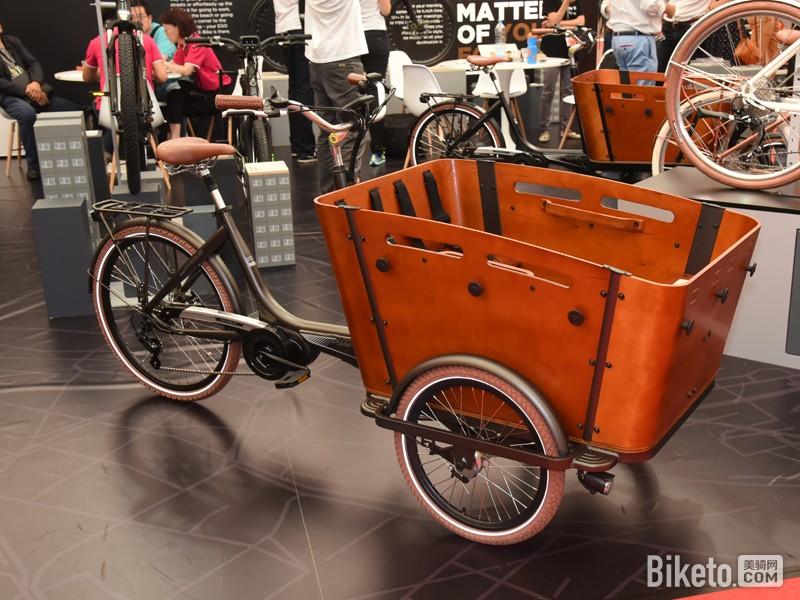 载货自行车