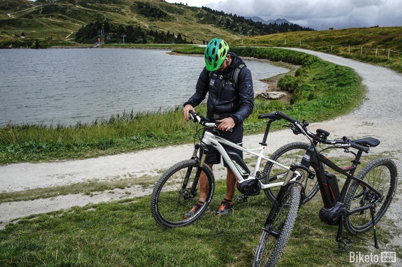 瑞士电单车骑行环境