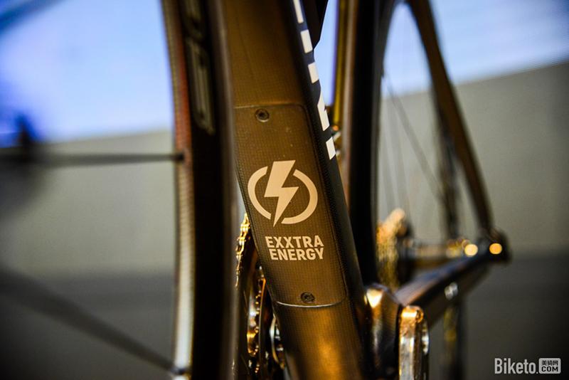 CIPOLLINI电助力自行车