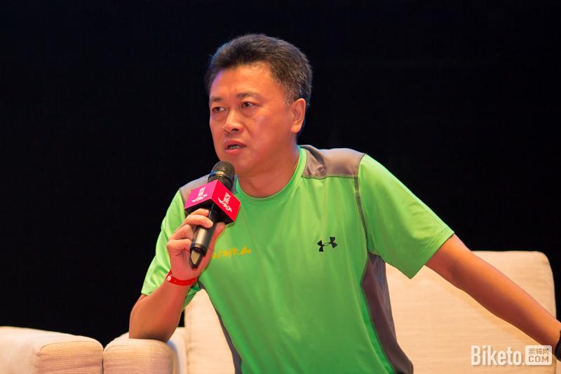 重庆北碚区区委副书记高洪波
