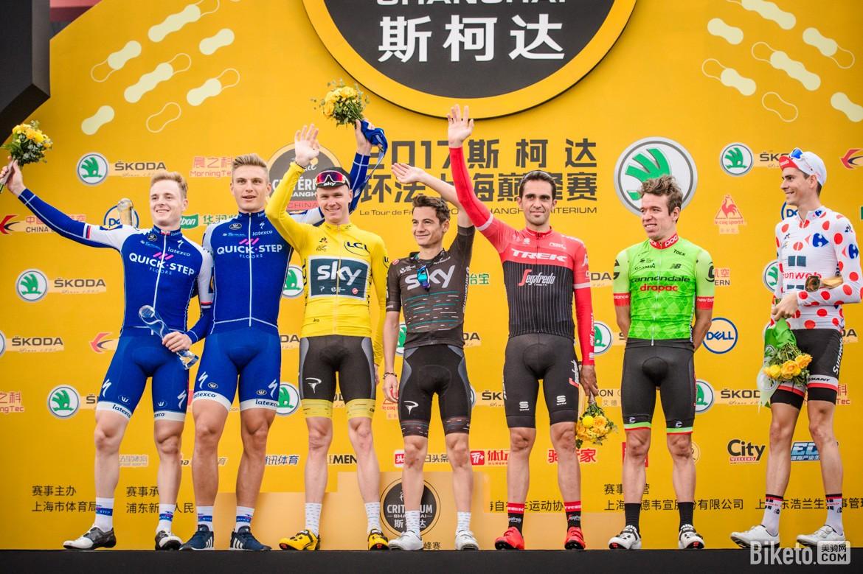 2017环法上海巅峰赛,环法中国赛,艾德韦宣,跨界整合营销,娱乐化体育