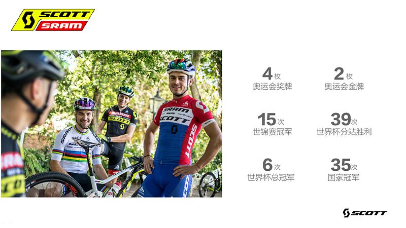 SCOTT,XC山地自行车,2019款,兴升阳SYB,尼诺NINO,SPARK,SCALE