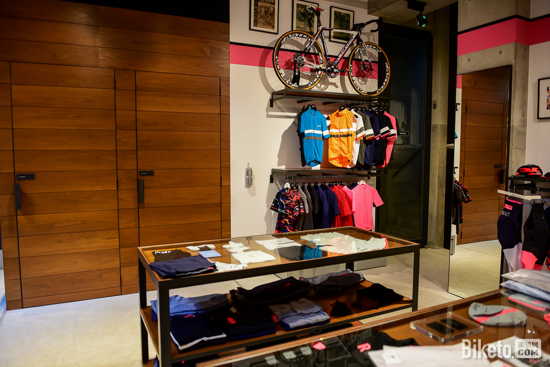 Rahpa日本东京店,专卖店,骑行服,特色自行车店,英国品牌