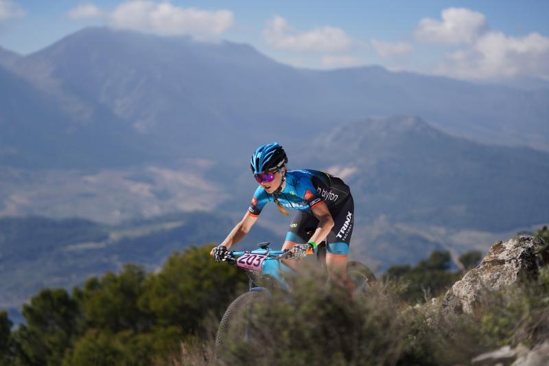 千里达 TRINX UCI XCE车队