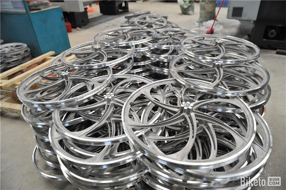 广镁最经典的一体轮产品
