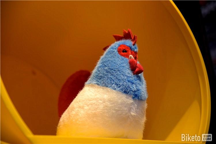 公鸡在法国人的心目中是吉祥物的象征