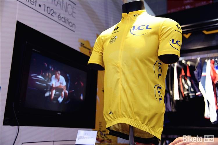 环法的黄色领骑衫