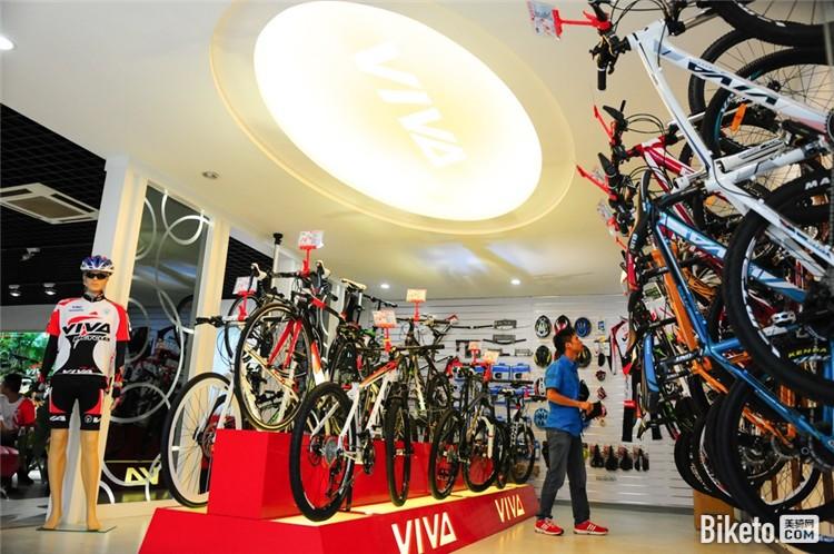 VIVA的产品展示厅