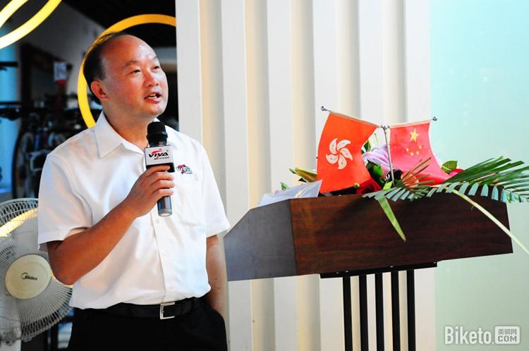 董事长李伟权先生