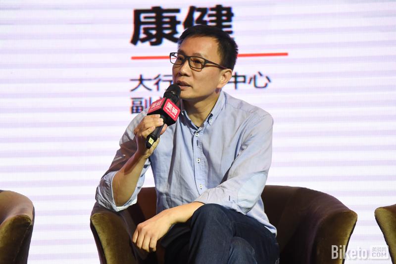 凯路仕・烈风董事长邓永豪先生