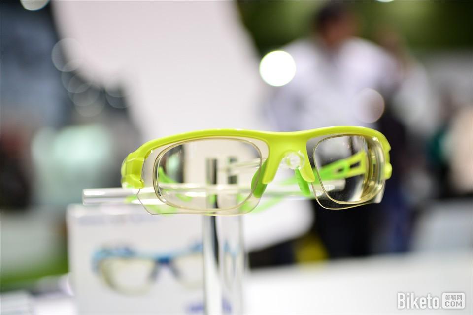 创新展作品-拓步近视骑行眼镜
